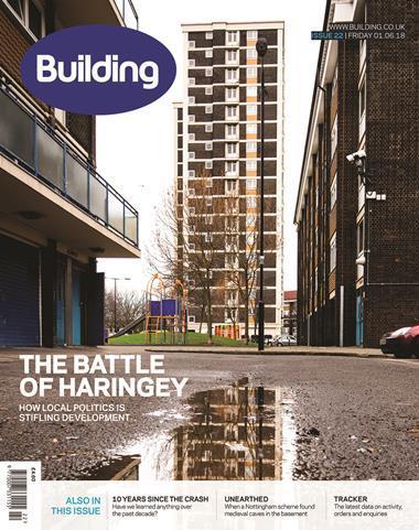 Building 1 June 2018