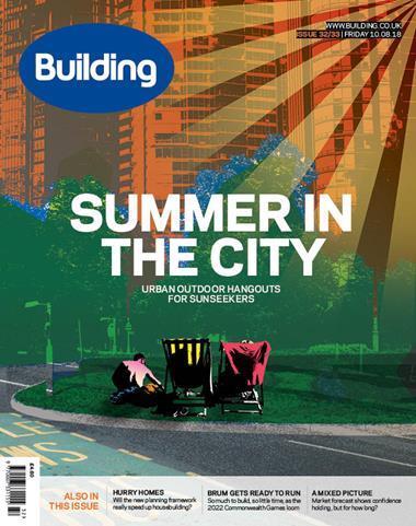 Building 10 August 2018