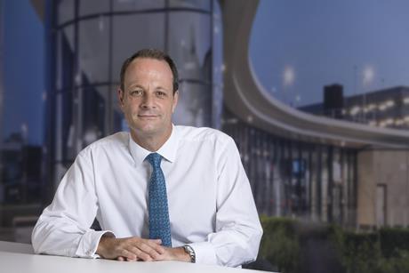 Haydn Mursall Kier CEO