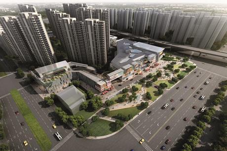 IFMall, Ningbo, China - Credit Benoy CMYK