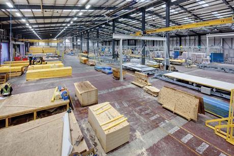 Housing factory