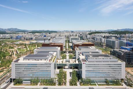 """4-LG-Science-Park,-Seoul-by-HOK-â€""""-Picture-credit-Namgoong-Sun-HOC_LDSP_201807_001"""