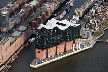 Elbphilarmonie, Hamburg
