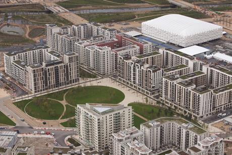 Olympic village, london, 16 april 2012 (1)