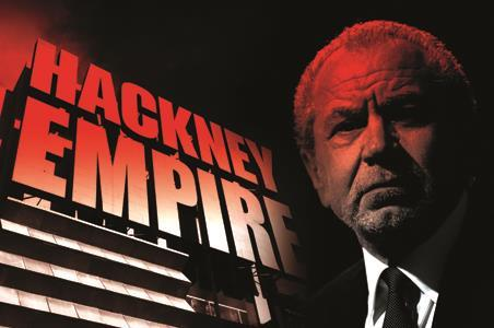 Alan Sugar and Hackney Empire