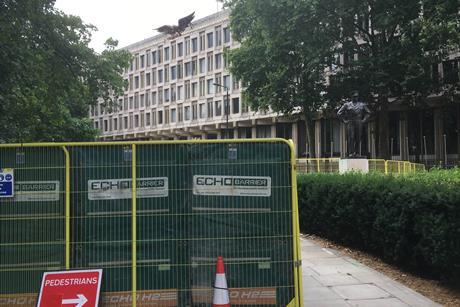 Former US Embassy being prepared for Chipperfield conversion2