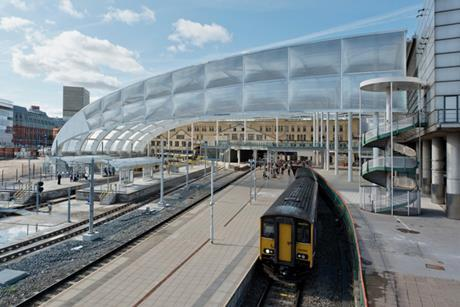 Victoria Station Manchester