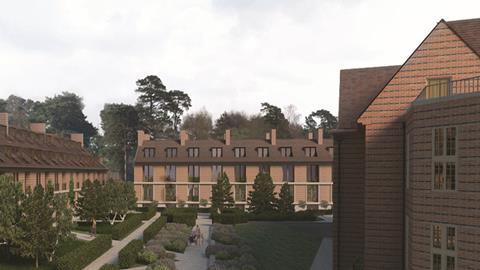 King Edward hospital