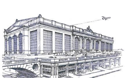 George Saumarez Smith of Robert Adam architects on his traditional version of T5