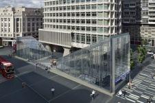 Tottenham Court Road Crossrail station