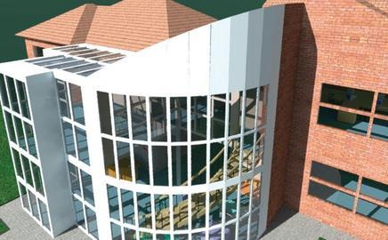 IES software  uses daylight calculations to simulate natural light levels