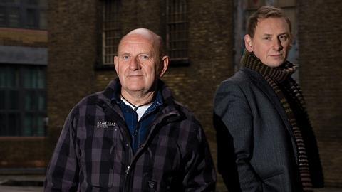 Chris Liddle and Richard O Neil
