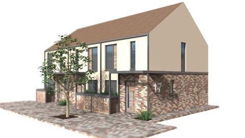 Barratt housing design North Prospect in Plymouth