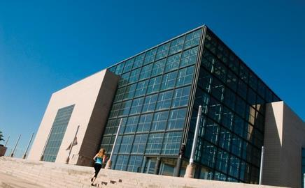 The National University Library in Zagreb
