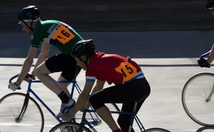 The construction industry's finest athletes competed at Building's cycling event at Herne Hill, south London last month