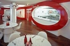 Vivid Interiors studio for Gordon Ramsey's F Word