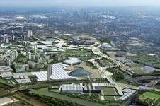 The Olympic 2012 site