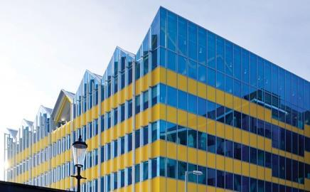 Allford Hall Monaghan Morris' Yellow Building in London
