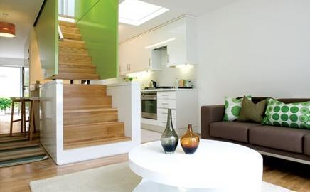 Modular contractor Spaceover has developed the UK's first prefabricated two-storey family homes