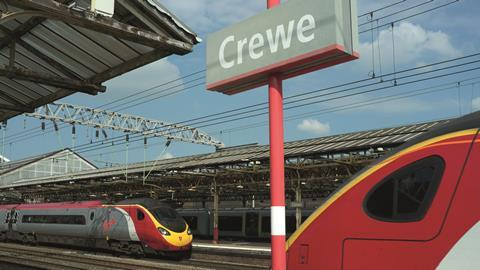 Crewe station2 © alamy 2