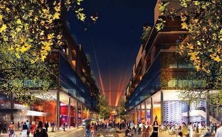 """La passaggiata: The Milan suburb of Santa Giulia will be a """"city within a city"""""""