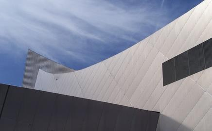 When the energy rating was calculated for Daniel Libeskind's Imperial War Museum in Manchester last September, it received a G, the lowest score