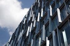 Blue Fin Building, London