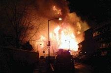Peckham Fire