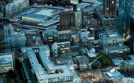 Birmingham Cubed: Make's design for the 17-storey mixed-use development