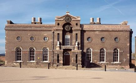 Eye on the future: Woolwich Royal Military Academy