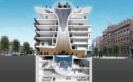 Foster + Partners' plans for the £118m redevelopment of rock band U2's Clarence hotel in Dublin have been approved