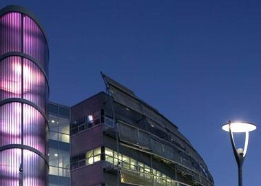 Turner & Townsend was cost manager on the £70m Northumbria University City Campus East scheme