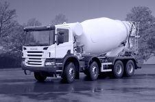 Cement Lorry