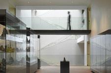 Ashmolean museum extension, built by Bam