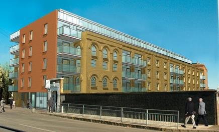 Growing: The consultant has won a contract for this £14m redevelopment in Camden