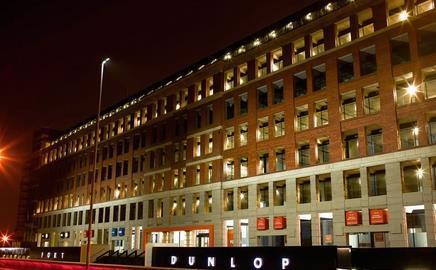 USB's projects include Fort Dunlop, Urban Splash's biggest commercial scheme