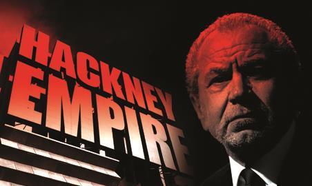 Alan Sugar and Hackney Empire