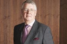 Peter Goodacre, RICS president