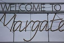 Margate sign