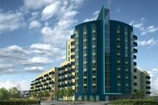 Key worker flats at Central Middlesex hospital