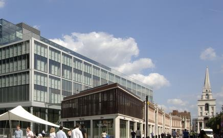 Bishop's Square, by Foster + Partners. It' state of the art – but for how much longer?