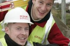 Lovell workers