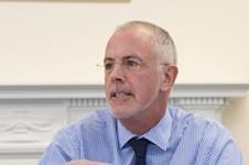 Garvis Snook, Rok chief executive