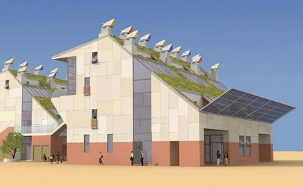London may no longer have a pavilion in Shanghai Expo 2010 but Bill Dunster's ZEDfactory will be there
