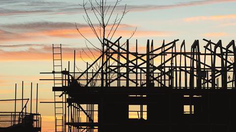 Uk construction © alamy