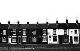 bleak housing