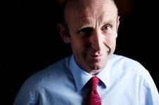 John Healey, housing minister