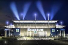 Everton's new stadium