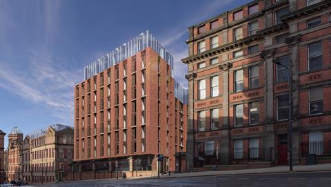 LB_New build Great George Street