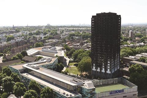Approval body defends decision not to downgrade Grenfell